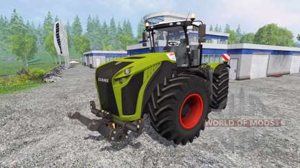 CLAAS Xerion 5000 Trac VC для Farming Simulator 2015
