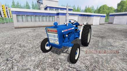 Ford 3000 для Farming Simulator 2015