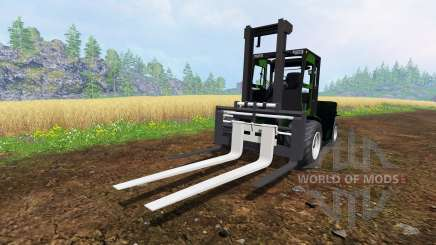 Clark C60D v3.0 для Farming Simulator 2015