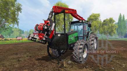 Valtra Valmet 6600 [forest washable] для Farming Simulator 2015