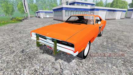 Dodge Charger General Lee для Farming Simulator 2015
