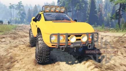 GTA V Coil Brawler для Spin Tires