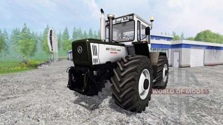 Mercedes-Benz Trac 1800 [silberdistel] для Farming Simulator 2015