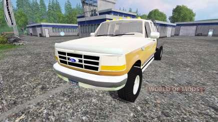 Ford F-150 XL 1992 [dusty] для Farming Simulator 2015