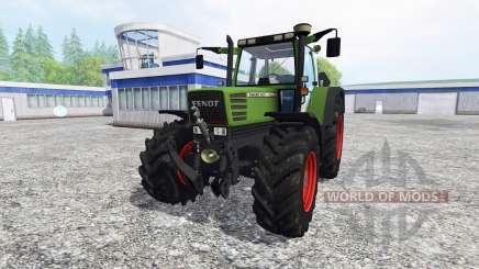 Fendt Favorit 515C [washable] для Farming Simulator 2015
