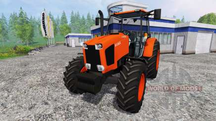 Kubota M135GX для Farming Simulator 2015