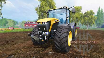 JCB 4220 v2.1 для Farming Simulator 2015
