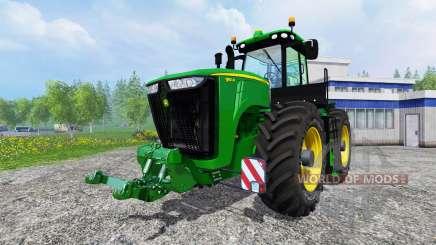 John Deere 9560R v1.1 для Farming Simulator 2015