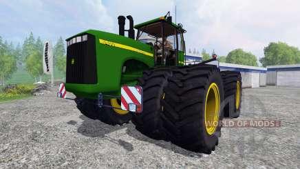 John Deere 9400 для Farming Simulator 2015