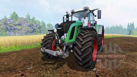 Fendt 936 Vario [pack] v2.1 для Farming Simulator 2015