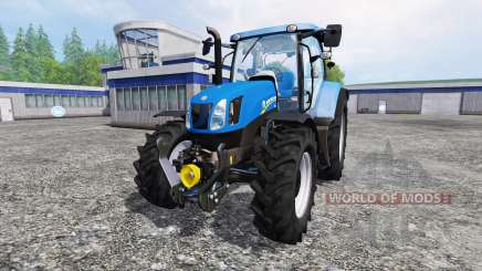 New Holland TD65D для Farming Simulator 2015