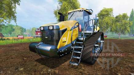Caterpillar Challenger MT875D v2.1 для Farming Simulator 2015