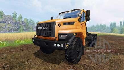 Урал Next для Farming Simulator 2015