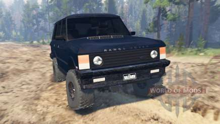 Range Rover Classic 1990 для Spin Tires