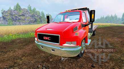 GMC C4500 [tow truck] для Farming Simulator 2015