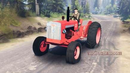 Valmet 565 для Spin Tires