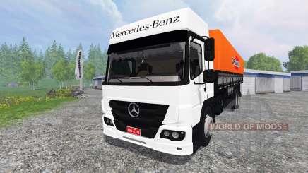 Mercedes-Benz Atego 2425 для Farming Simulator 2015