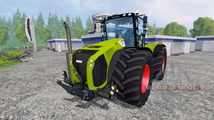 CLAAS Xerion 5000 v1.1 для Farming Simulator 2015