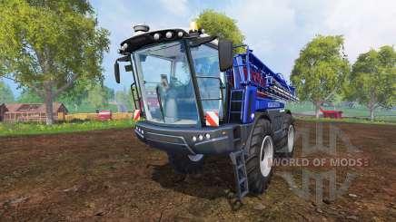 Amazone Pantera 4502 [blue-red] для Farming Simulator 2015