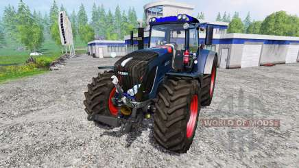 Fendt 936 Vario [wolf edition] для Farming Simulator 2015