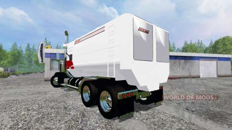 Peterbilt 379 [feed truck] для Farming Simulator 2015