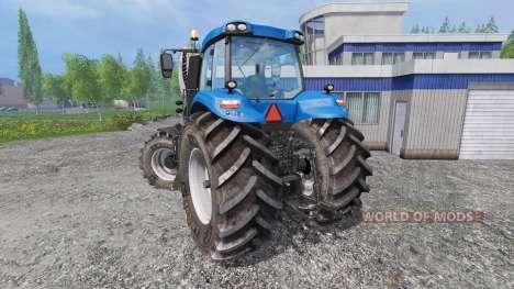 New Holland T8.320 [washable] для Farming Simulator 2015