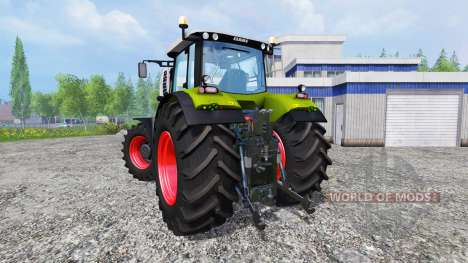 CLAAS Arion 650 v2.7 для Farming Simulator 2015