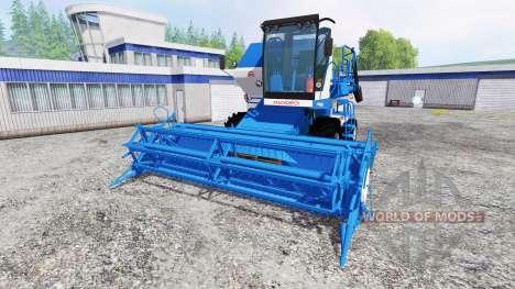 Енисей-1200 1НМ для Farming Simulator 2015