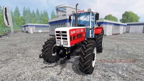 Steyr 8130A Turbo SK2 для Farming Simulator 2015