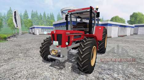 Schluter Super 1500 TVL [modified] для Farming Simulator 2015
