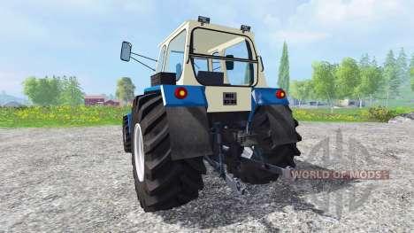 Fortschritt Zt 403 для Farming Simulator 2015