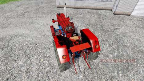UTB Universal 650 [without cabin] для Farming Simulator 2015