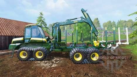 PONSSE Buffalo v1.1 для Farming Simulator 2015