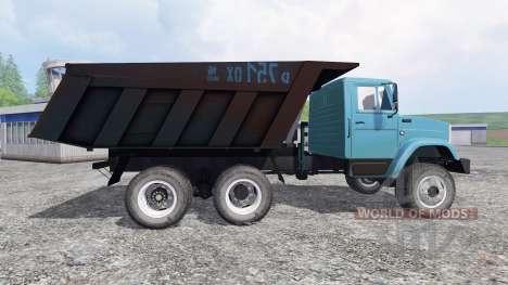 ЗиЛ-ММЗ-4520 v3.0 для Farming Simulator 2015