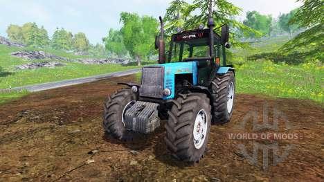 МТЗ-1221 Беларус Сарэкс для Farming Simulator 2015