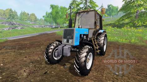 МТЗ-892 Беларус v2.0 для Farming Simulator 2015