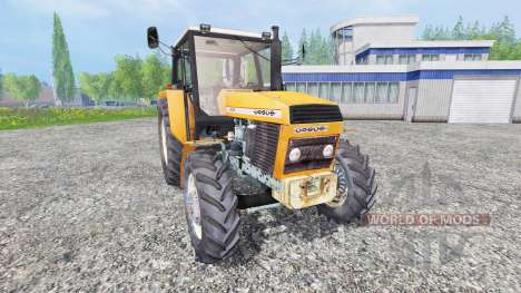 Ursus 1014 [yellow] для Farming Simulator 2015