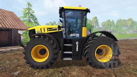 JCB 4220 v2.0 для Farming Simulator 2015