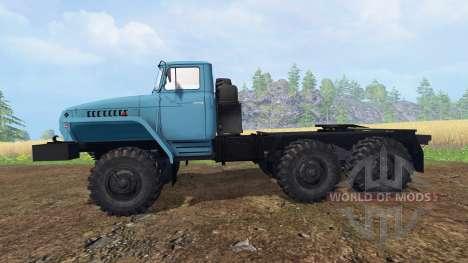 Урал-4320-1921-60М v1.1 для Farming Simulator 2015