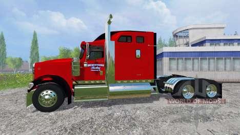 International Eagle 9900i для Farming Simulator 2015