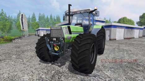 Deutz-Fahr AgroStar 6.81 v1.2 для Farming Simulator 2015