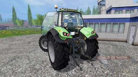 Deutz-Fahr Agrotron 7210 TTV v5.1 для Farming Simulator 2015