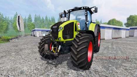 CLAAS Axion 950 для Farming Simulator 2015