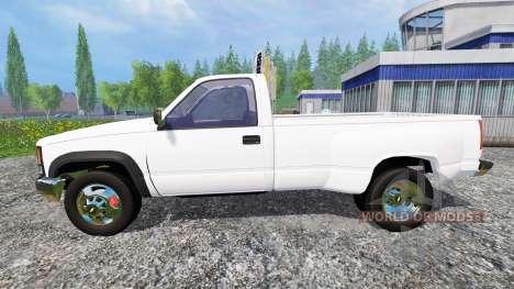 Chevrolet K3500 1994 для Farming Simulator 2015