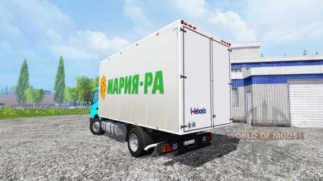 Mitsubishi Fuso [Мария-Ра] для Farming Simulator 2015