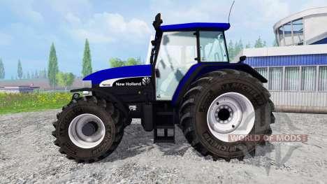 New Holland TM 190 [blue power] для Farming Simulator 2015