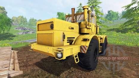К-700А Кировец v1.1.0.8 для Farming Simulator 2015