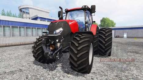 Case IH Optum CVX 300 v0.9 для Farming Simulator 2015