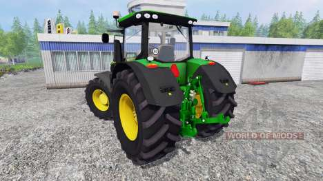 John Deere 7270R для Farming Simulator 2015