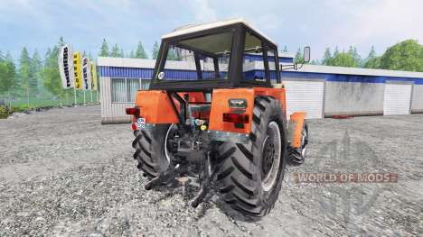 Ursus 914 Turbo [czerwone] для Farming Simulator 2015